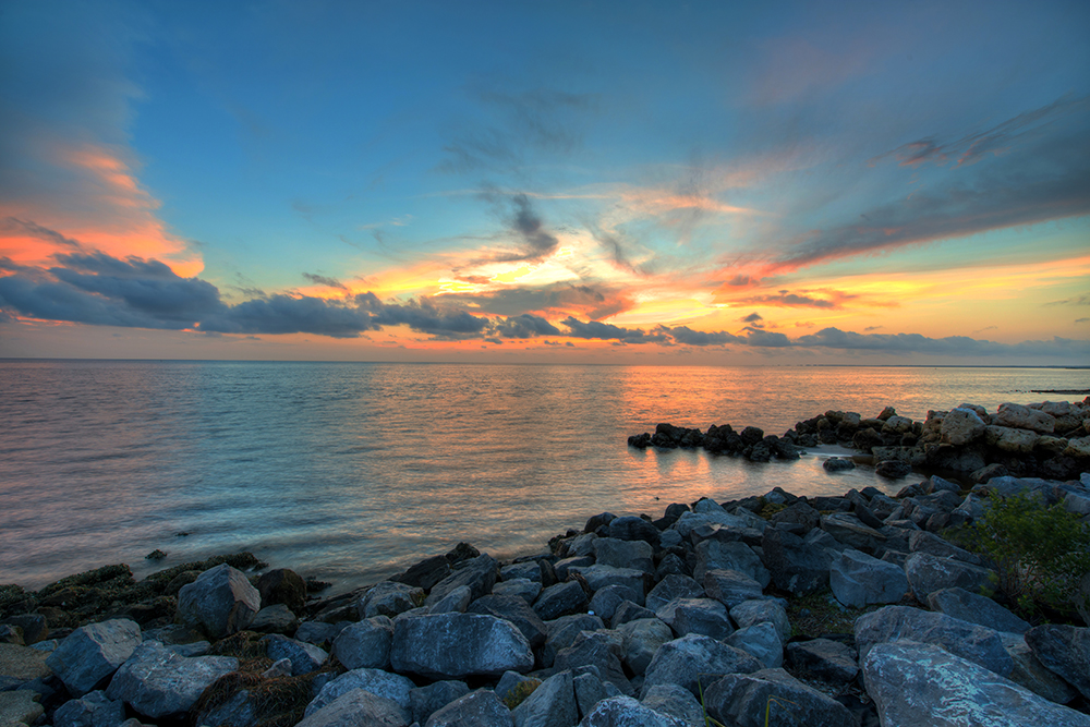 horseshoebeach_sunset_hdr2